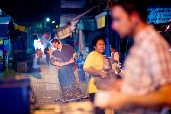 Kristine and Kent's China Town pre-wedding (prenuptial, engagement session) in Bangkok, Thailand. China Town_Bangkok_wedding_photographer_Kristine and Kent_257.TIF