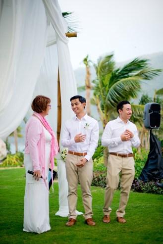 Berry and Tan's InterContinental Danang Sun Peninsula Resort wedding in Danang City, Thailand. InterContinental Danang Sun Peninsula Resort_Danang City_wedding_photographer_Berry and Tan_054.TIF