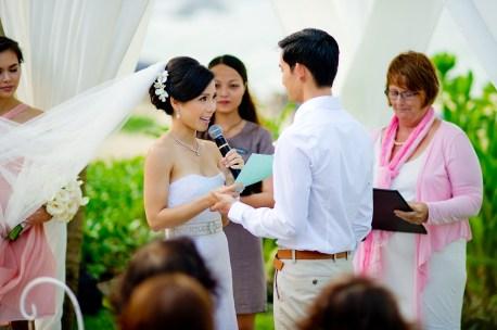 Berry and Tan's InterContinental Danang Sun Peninsula Resort wedding in Danang City, Thailand. InterContinental Danang Sun Peninsula Resort_Danang City_wedding_photographer_Berry and Tan_058.TIF