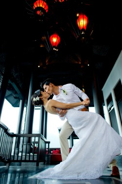 Berry and Tan's InterContinental Danang Sun Peninsula Resort wedding in Danang City, Thailand. InterContinental Danang Sun Peninsula Resort_Danang City_wedding_photographer_Berry and Tan_074.TIF