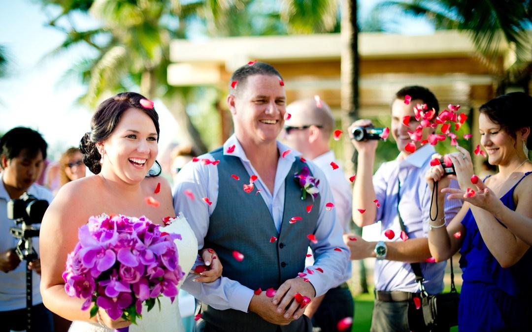 Katathani Phuket Beach Resort Wedding: Elerin & Brian