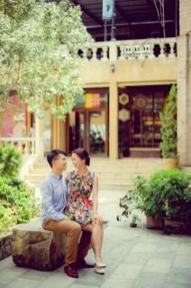 Jill and Daniel's Palio KhaoYai pre-wedding (prenuptial, engagement session) in Nakhon Ratchasima, Thailand. Palio KhaoYai_Nakhon Ratchasima_wedding_photographer_Jill and Daniel_27.TIF