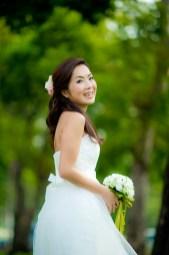 Moon and Chau's Park pre-wedding (prenuptial, engagement session) in Bangkok, Thailand. Park_Bangkok_wedding_photographer_Moon and Chau_104.TIF