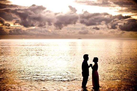 Pattaya Beach Pre-Wedding - 32
