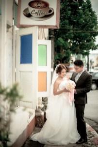 Phuket Old Town Pre-Wedding - 32