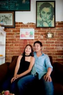 Rachel and Michael's Phuket Town pre-wedding (prenuptial, engagement session) in Phuket, Thailand. Phuket Town_Phuket_wedding_photographer_Rachel and Michael_47.TIF