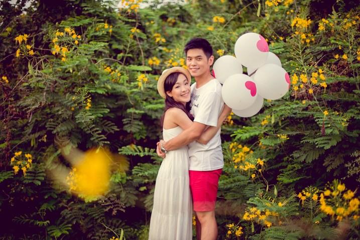 Rod Fai Park Pre-Wedding   Bangkok Wedding Photography