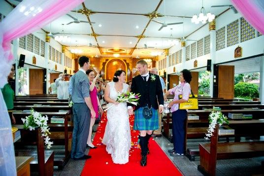 Gemma and Kevin's St. Nikolaus Church Pattaya wedding in Pattaya, Thailand. St. Nikolaus Church Pattaya_Pattaya_wedding_photographer_Gemma and Kevin_21.TIF