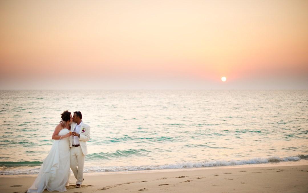 The Surin Phuket Wedding: Cheryl & Lakshman