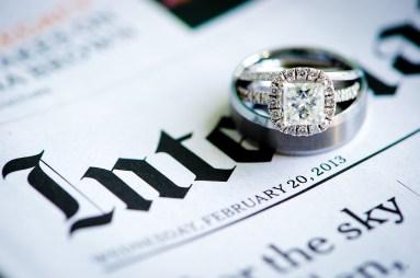 Wedding Rings Close-Up   Phuket Thailand
