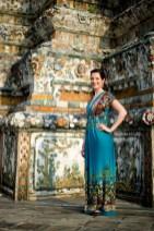 Kristine and Kent's Wat Arun pre-wedding (prenuptial, engagement session) in Bangkok, Thailand. Wat Arun_Bangkok_wedding_photographer_Kristine and Kent_245.TIF