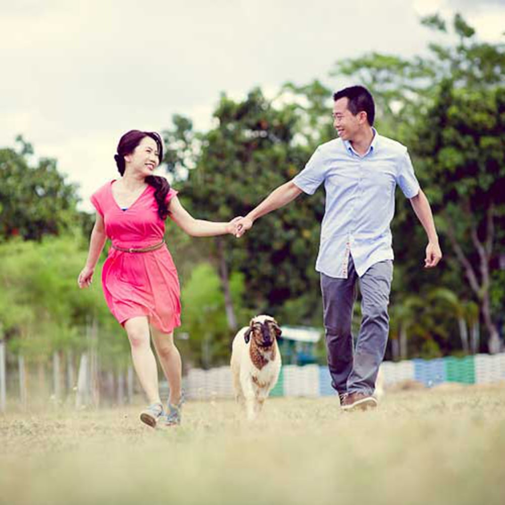 Testimonial - Shaolin & Raymond - Thailand Pre-Wedding