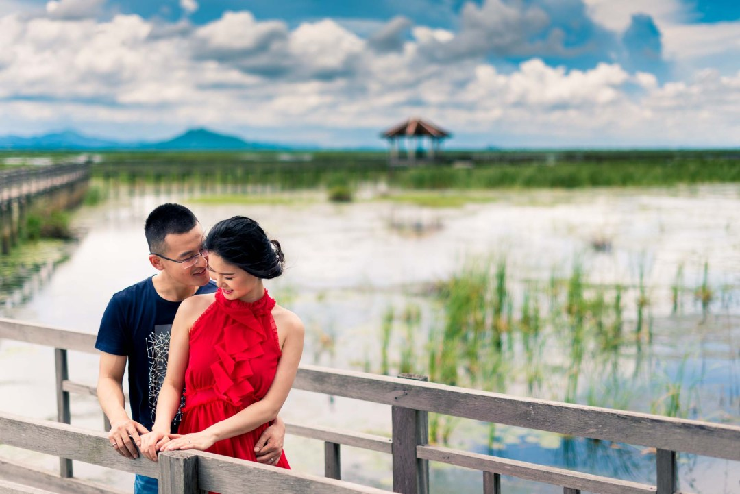 Hua Hin Pre-Wedding | Khao Sam Roi Yot National Park Pre-Wedding | Thailand Wedding Photographer