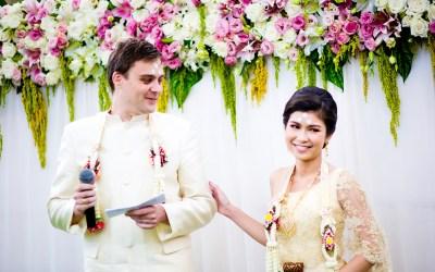 Rose Garden Riverside (Sampran Riverside) Wedding – Nakhon Pathom Thailand
