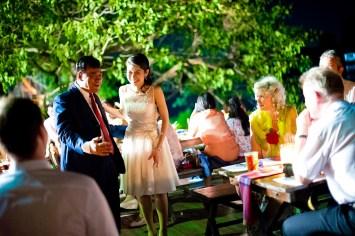 Destination wedding at Rose Garden Riverside (SamPran Riverside) in Thailand