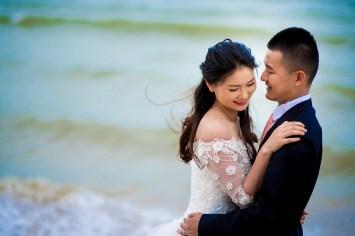 Hua Hin Beach Pre-Wedding Photography   Jojo and Richard