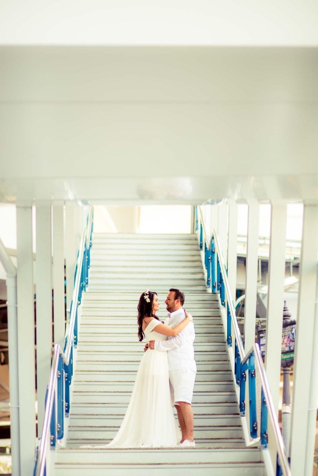 Pre-Wedding at Siam in Bangkok Thailand | Bangkok Wedding Photography