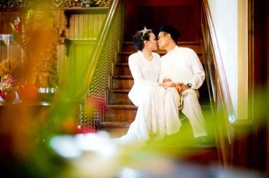 Post-Wedding at AriyasomVilla Hotel in Bangkok