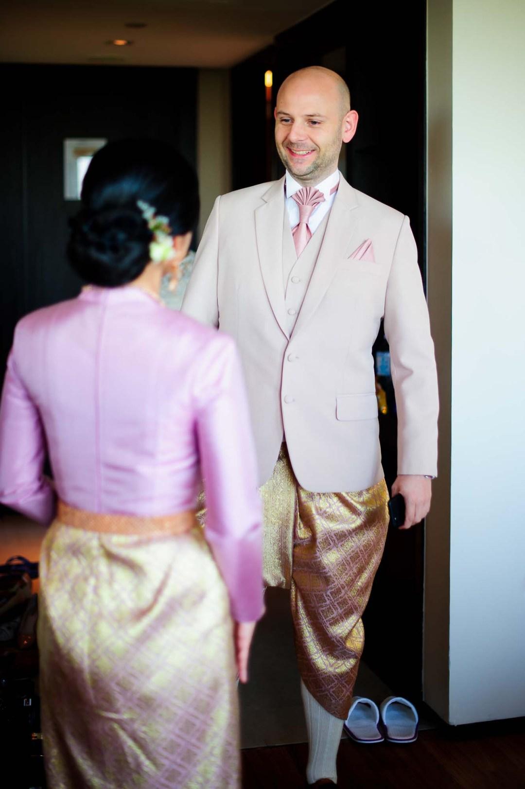 Getting Ready | AVANI Khon Kaen Hotel & Convention Centre Wedding