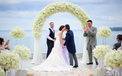 Cape Sienna Hotel & Villas Phuket Thailand Wedding | P&M