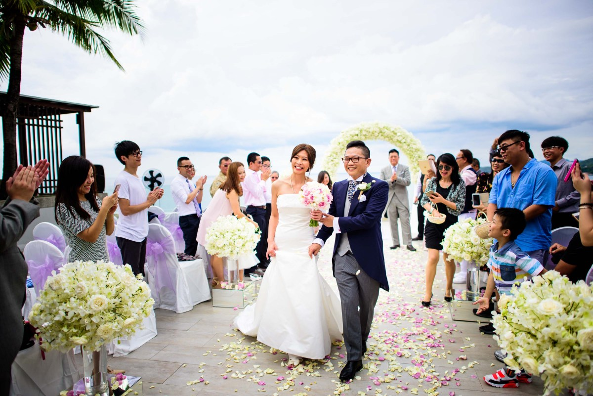 Photo of the Day: Cape Sienna Hotel & Villas Wedding
