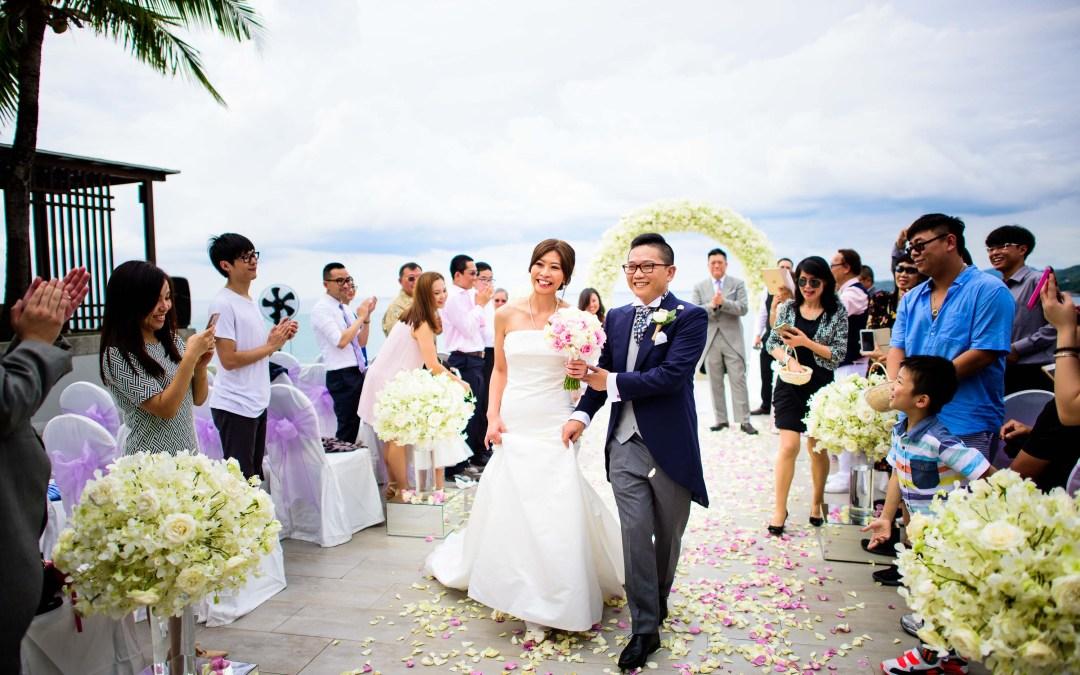 Photo of the Day: Cape Sienna Hotel & Villas Wedding