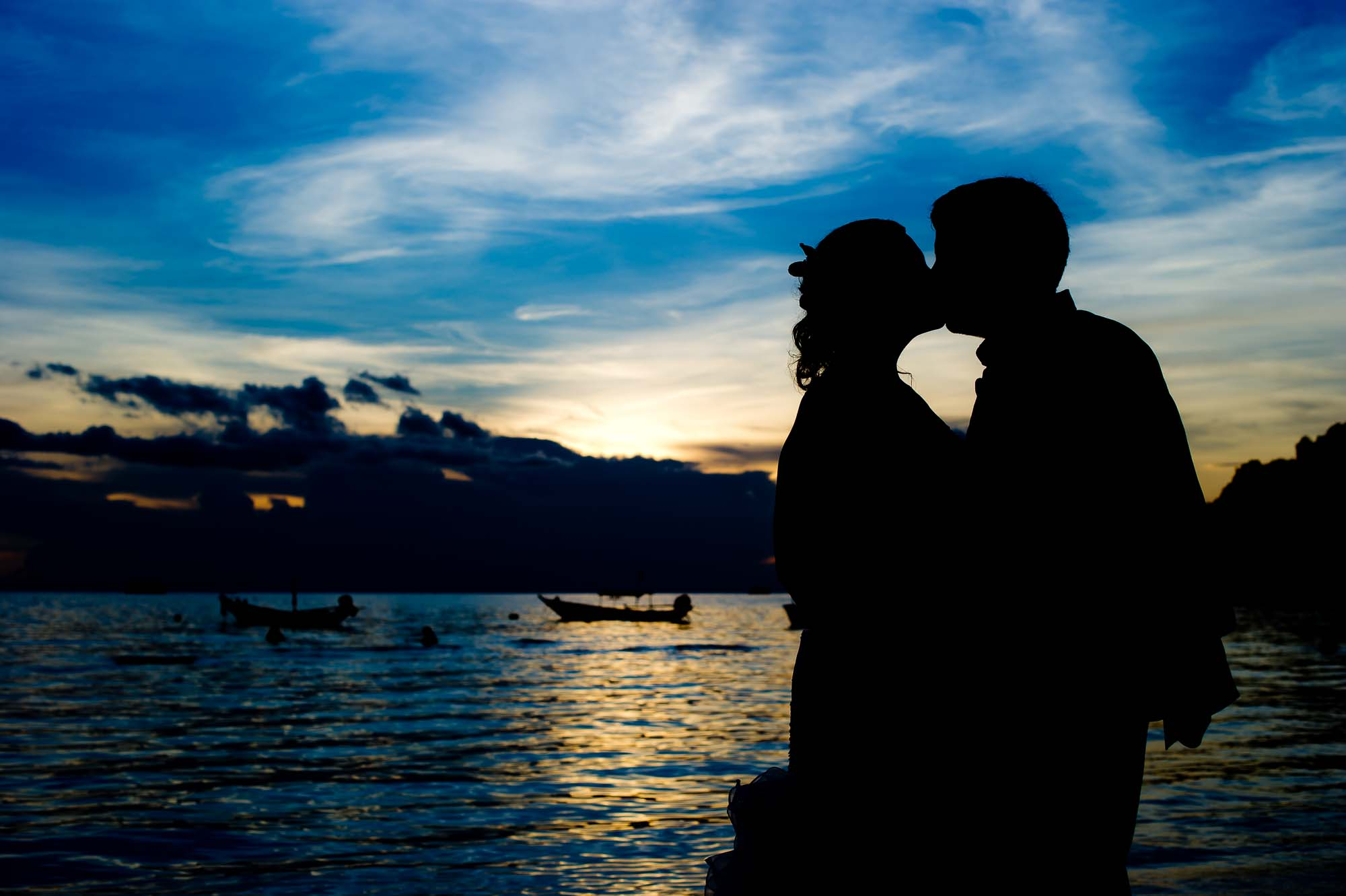 Our Favorite Kissing Photos