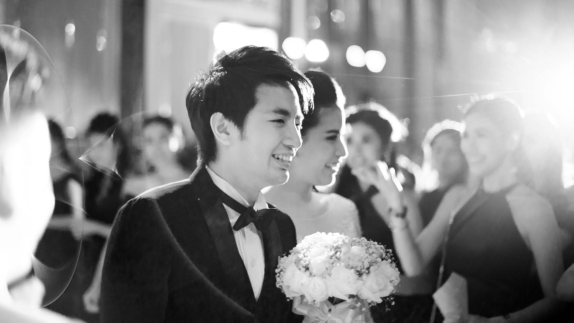 Photo of the Day: Renaissance Bangkok Wedding