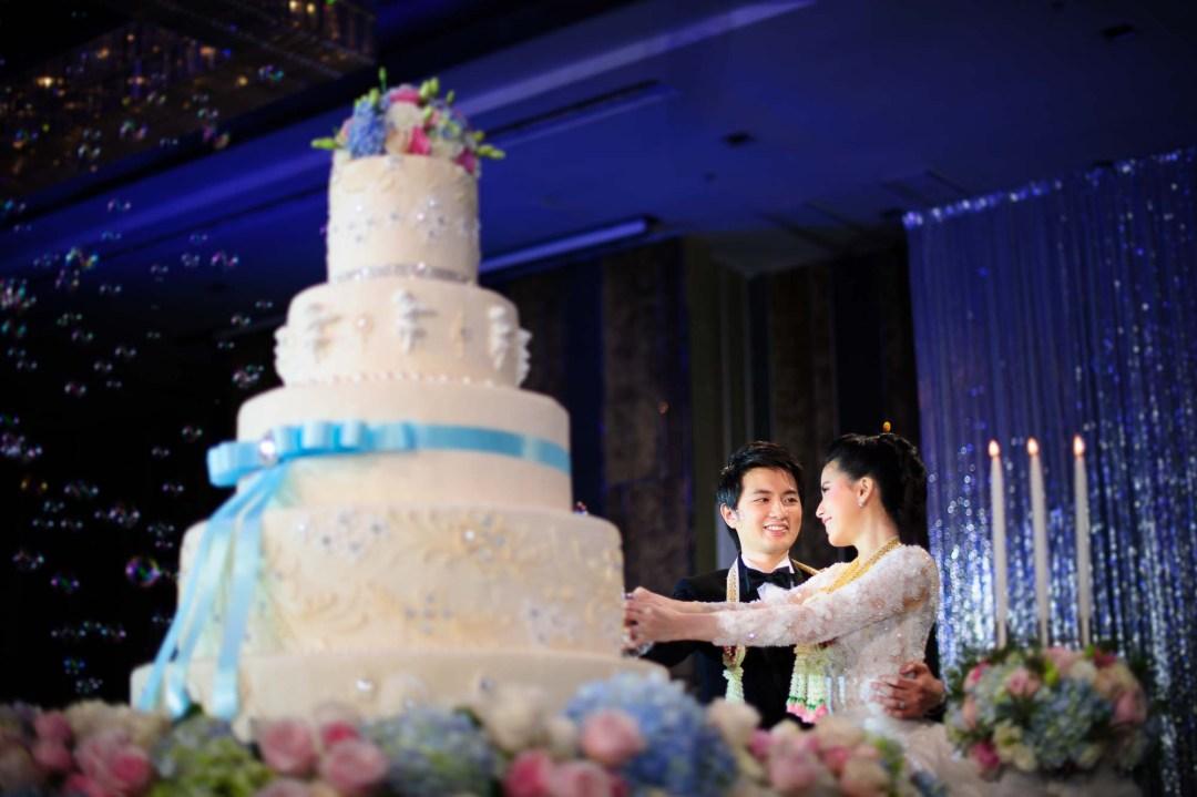 Thailand Renaissance Bangkok Ratchaprasong Hotel Wedding Photography | NET-Photography Bangkok Wedding Photographer