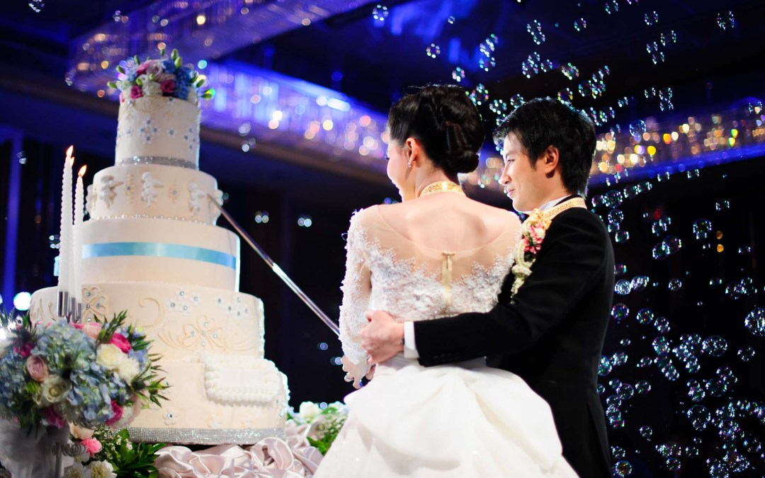 Photo of the Day: Renaissance Bangkok Ratchaprasong Wedding