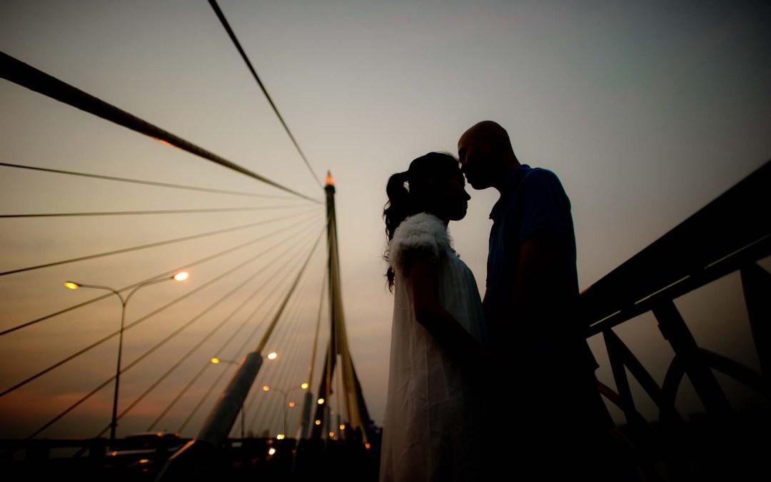 Photo of the Day: Rama VIII Bridge