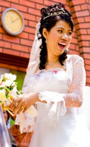 Thailand Bangkok St. John's Church Wedding Photography | NET-Photography Thailand Wedding Photographer