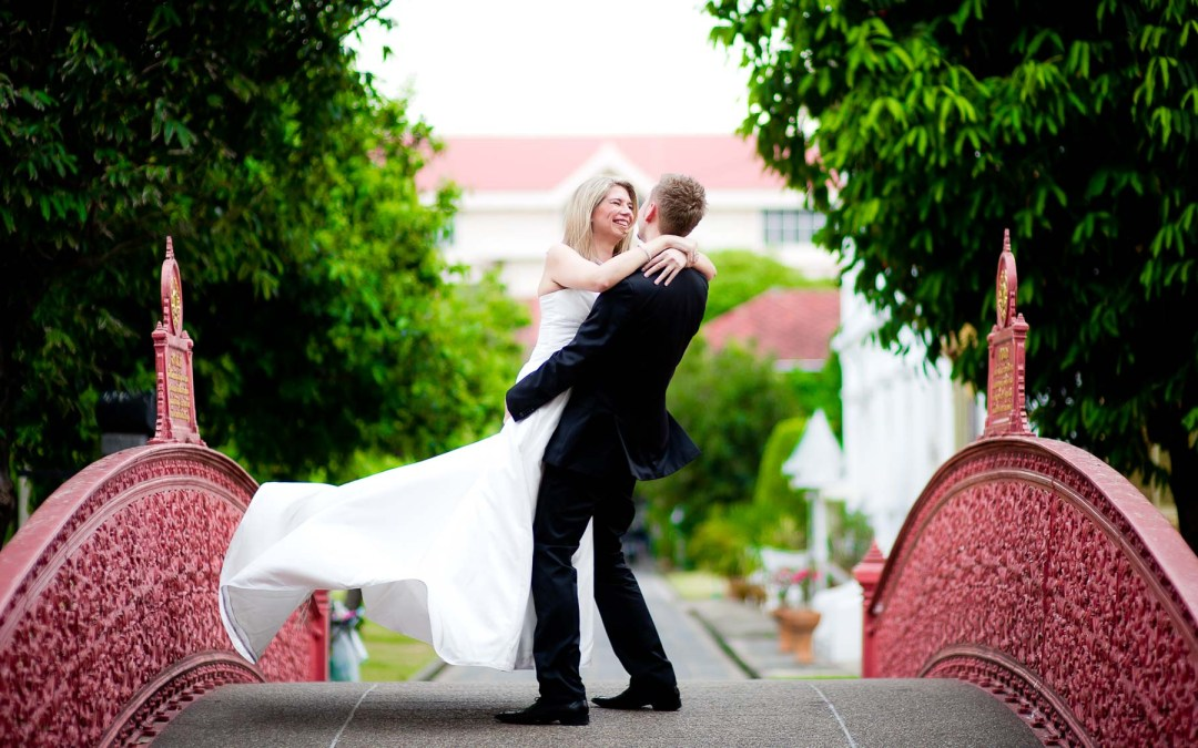Thailand Bangkok Embassy of Poland Wedding Photography