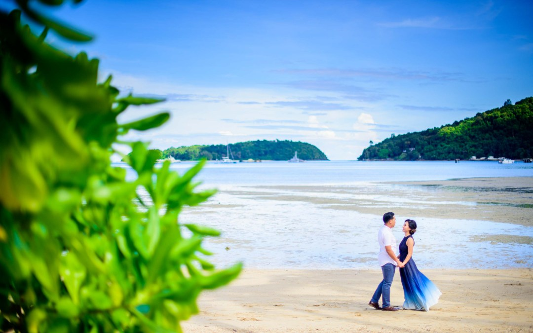 Photo of the Day: Panwa Beach Phuket Pre-Wedding