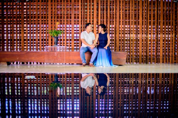 Thailand Crowne Plaza Phuket Panwa Beach Pre-Wedding Photography | NET-Photography Thailand Wedding Photographer
