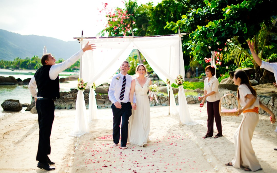 Photo of the Day: Renaissance Koh Samui Resort & Spa Wedding