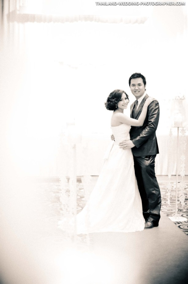 Thailand Chon Buri The Tide Resort Wedding