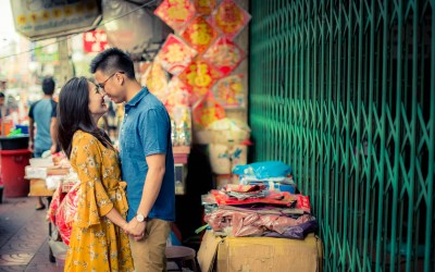 Preview: Prenuptial at Bangkok China Town