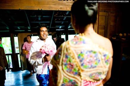 Thailand Nakhon Pathom Sampran Riverside Wedding