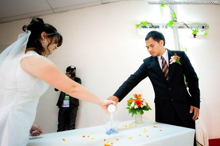 Bangkok Institute of Theology Wedding