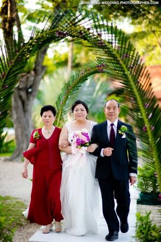 Thailand Anantara Hua Hin Resort Wedding