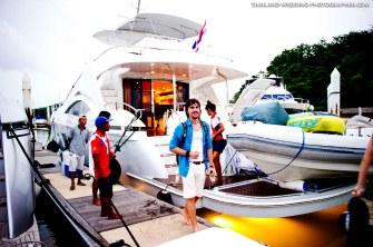 Anna and Denis's honeymoon photo shoot in Phuket, Thailand.