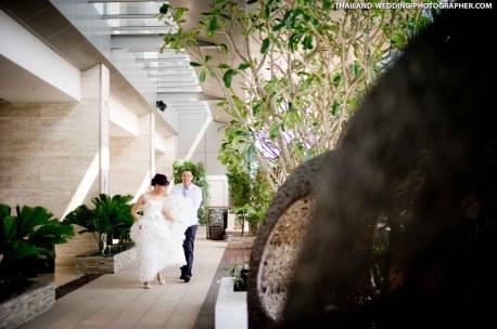 Eastin Grand Hotel Sathorn Bangkok Pre-Wedding Photography