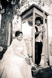 Afra & Fahd's Post-Wedding Session in Bangkok, Thailand.