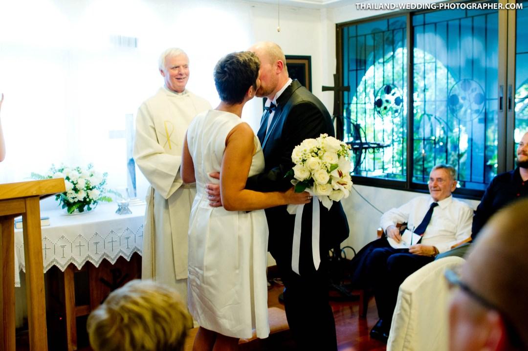 Thailand Norwegian Seamans Church Pattaya Wedding Photography