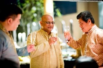 Wedding Celebration at The Westin Siray Bay Resort and Spa in Phuket, Thailand.