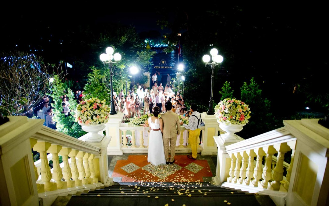 Praya Palazzo Boutique Hotel Bangkok Wedding