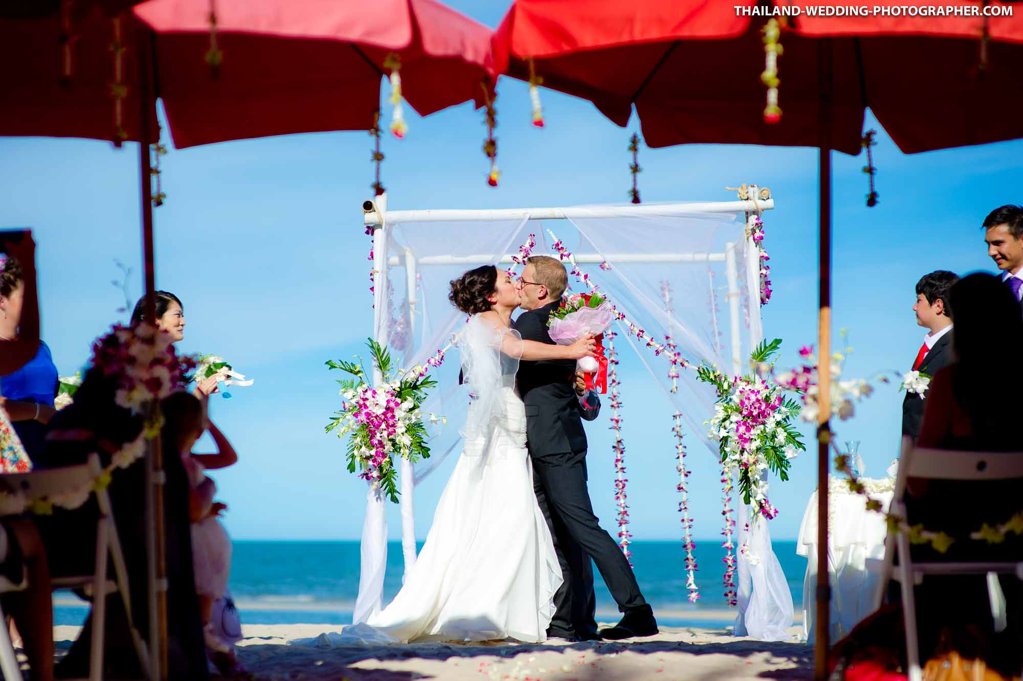 Destination wedding at The Palayana Hua Hin