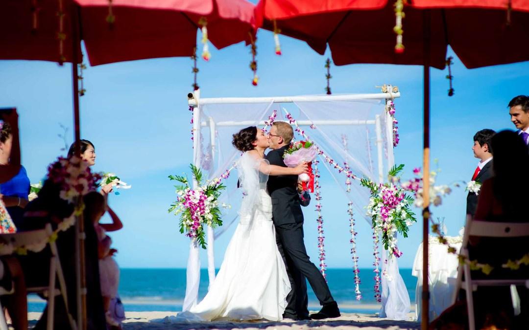 Destination wedding at The Palayana Hua Hin