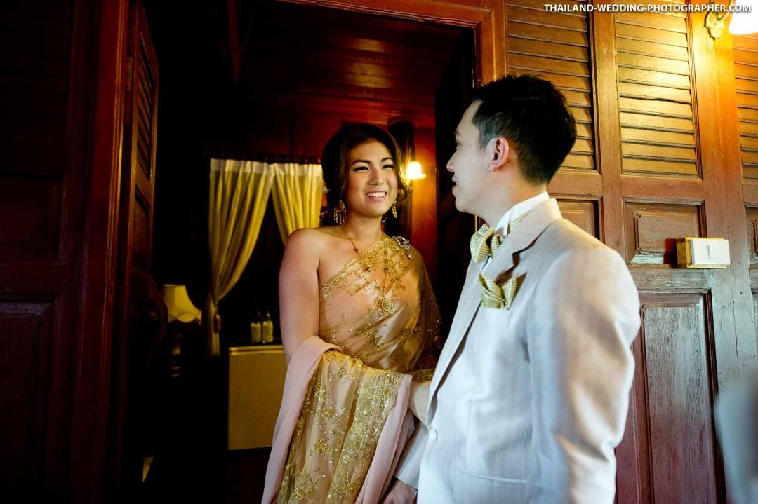 Dhabkwan Resort & Spa Nonthaburi Thailand Wedding Photography